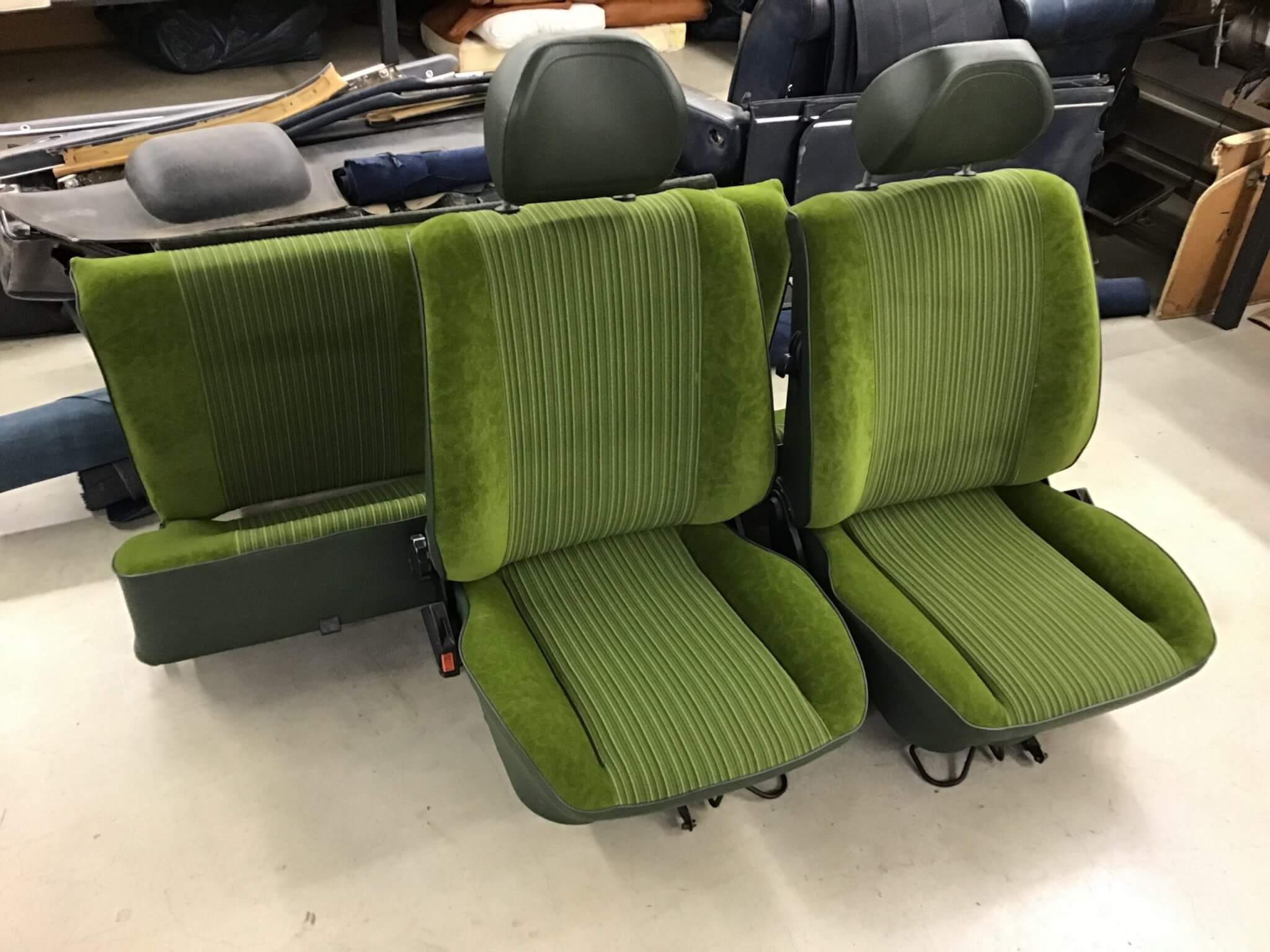 Golf Sitze